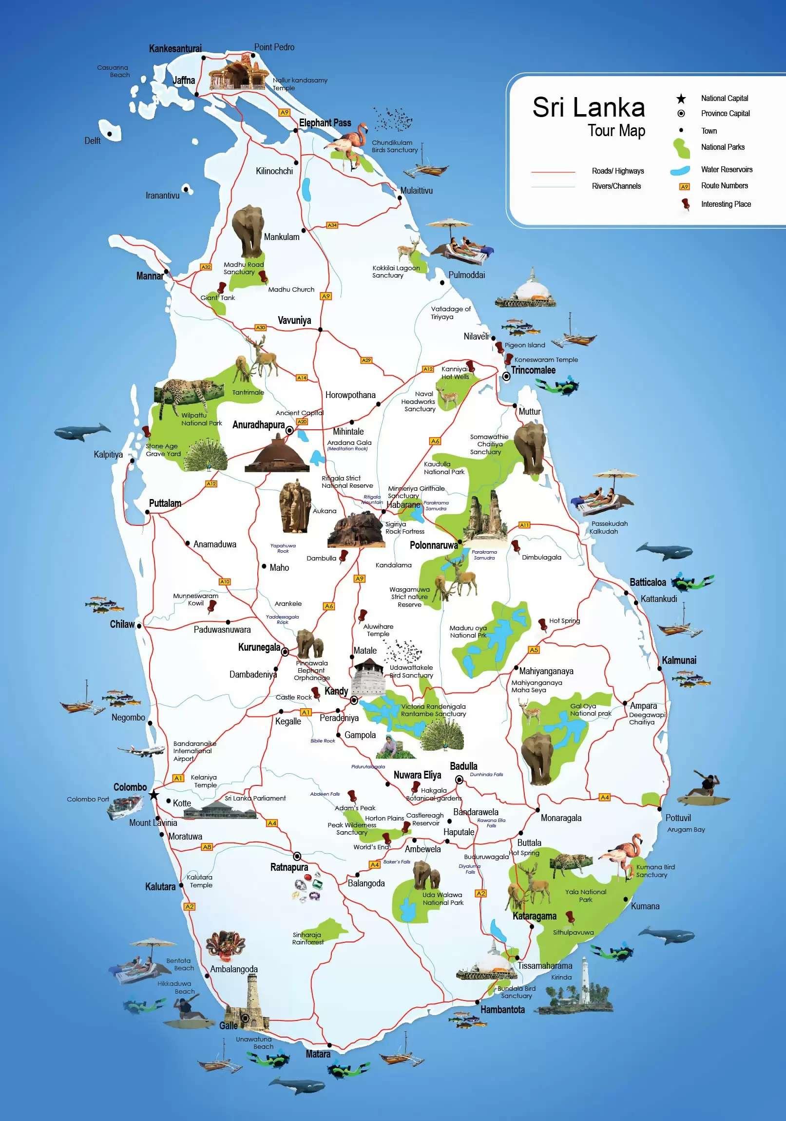 large-detailed-tourist-map-of-sri-lanka